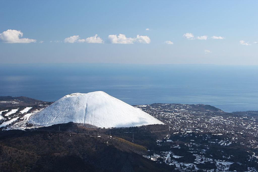 Mount Ōmuro 20120218 b