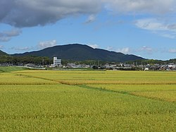 Mt. Aonomine from Shimonogo, Isobe.jpg