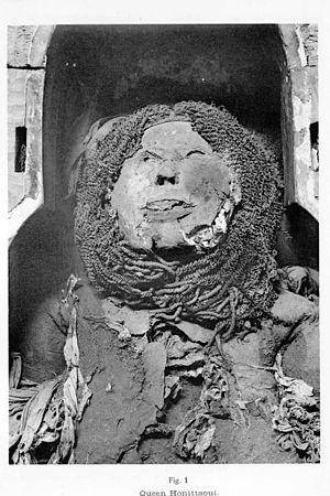 Duathathor-Henuttawy - Mummy of Henuttawy