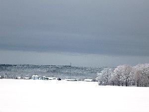 Saint-Justin, Quebec - Image: Municipalitedesaintj ustin
