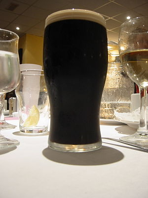 Murphy's Irish Stout - A pint of Murphy's