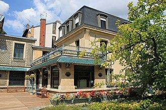 École de Nancy - Museum of the École de Nancy