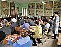 Musée école du Monastier-sur-Gazeille, la classe.jpg