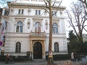 Musée Cernuschi - Musée Cernuschi, exterior view