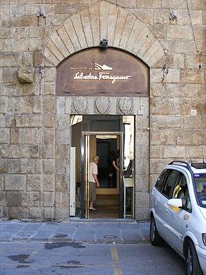 Salvatore Ferragamo Museum - Image: Museo Salvatore Ferragamo