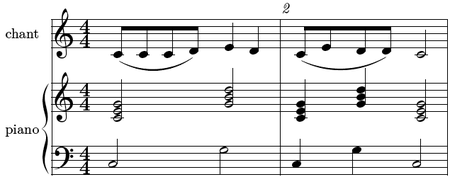 melodias monofonicas