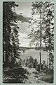 Näkölinja Punkaharju–Laukanlahti–Onkiluoto–Likolahti, P. Poutiainen 1930s PK0246.jpg