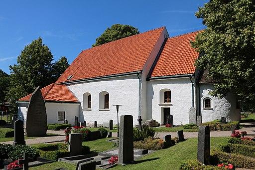 Nttraby kyrka - Wikiwand