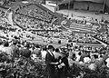 Németország, Berlin, Waldbühne lelátói az 1936. évi nyári olimpiai játékok alatt. Fortepan 16321.jpg
