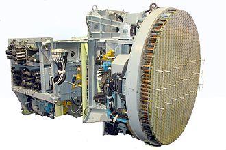 Bars radar - Image: N011 Bars irkut com