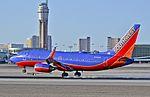 N730SW Southwest Airlines 1999 Boeing 737-7H4 - cn 27862 - ln 284 (14248151335).jpg