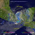 NASA Satellites See Hurricane Barbara Come Ashore and Fizzle (8904374535).jpg