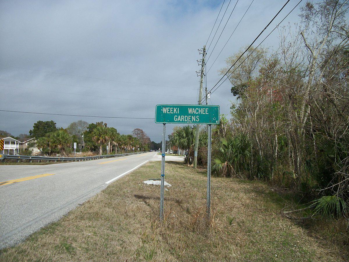 Weeki Wachee Gardens Florida Wikipedia
