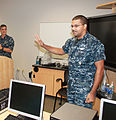 NMLC tackles all-hands Sexual Assault and Prevention Response Training 130903-N-VL857-003.jpg