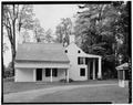 NORTH SIDE ELEVATION - Schuyler House, Saratoga Springs, Saratoga County, NY HABS NY,46-SAR,3-10.tif