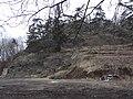NPP Dalejský profil - západní výspa chráněného území, východně od Dalejské ulice v Řeporyjích.jpg