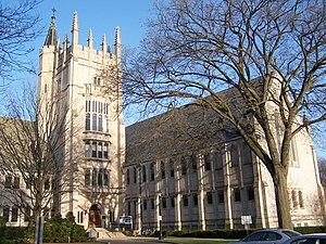 Garrett-Evangelical Theological Seminary at No...