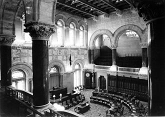 New York State Senate - Image: NY Senate Chamber