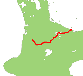 New Zealand Highway Map.New Zealand State Highway 30 Wikipedia