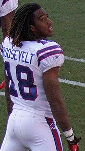 Naaman Roosevelt American football player
