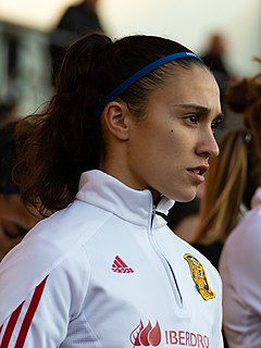 Nahikari García Spanish association football player