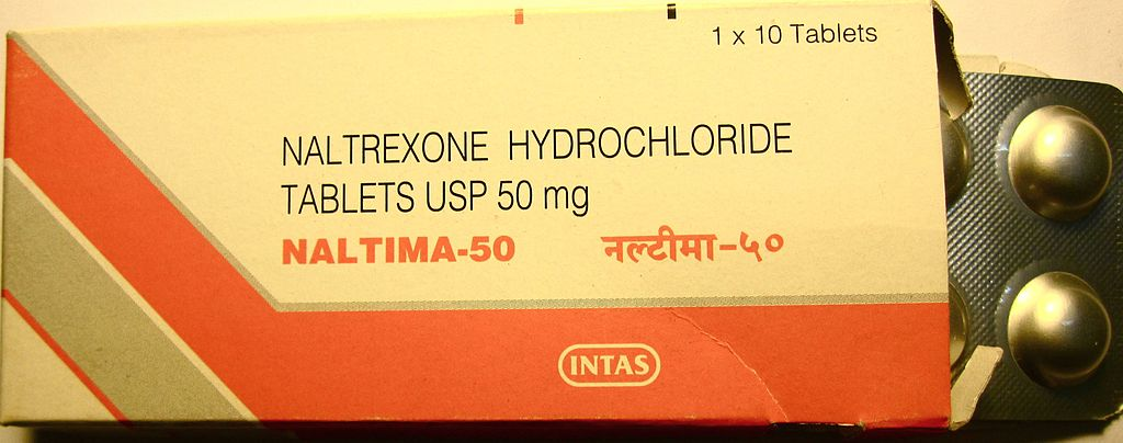 naltrexone from india