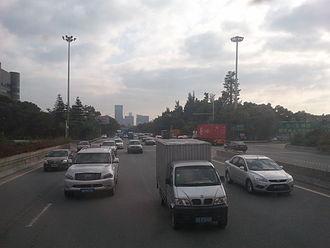 Nanhai Boulevard - Nanhai Boulevard