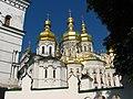 National Kyiv-Pechersk Historical and Cultural Preserve, Lavrska Street, 9, Kyiv, Ukraine, 01015 - panoramio.jpg