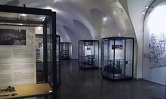 National Museum of Finland - The prehistoric archaeological gallery