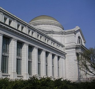 Douglas W. Owsley - National Museum of Natural History on the National Mall in Washington D.C.