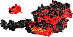 Nationalratswahlen 2006 Gemeindekarte.png