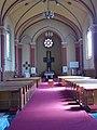Nativity of the Virgin Mary Church, interior, 2016 Csepel.jpg