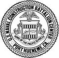 Naval Construction Battalion Center Port Hueneme Insignia (11P0013).jpg