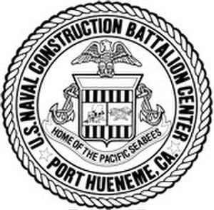 Naval Base Ventura County - CBC Port Hueneme insignia