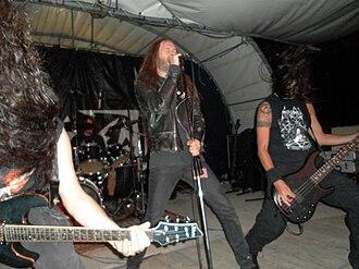 Necrodeath - Necrodeath live at Genoa (2010)