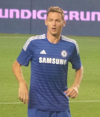 2015 Football League Cup Final - Chelsea midfielder Nemanja Matić was suspended for the final