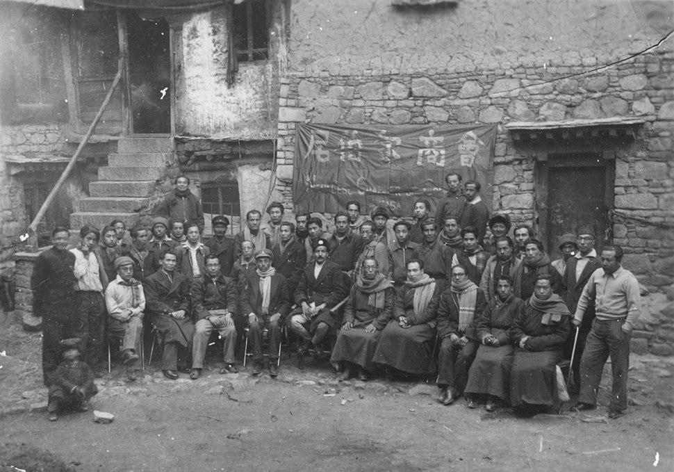 Nepalese chamber 1955