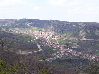 Nestorio - Panoramic view