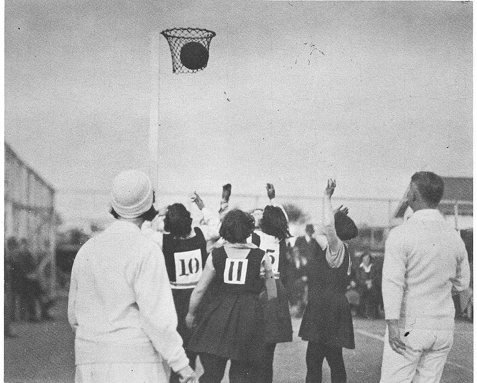 Netball NZ 1920s
