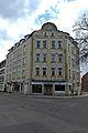 Neumünster Eckhaus Fürst Bismarck Christianstraße.JPG