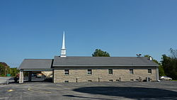 New Unionville Baptitst Church
