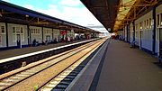 Newton Abbot train station