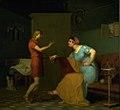 Nicolai Abildgaard - Papirius and his Mother - KMS1707 - Statens Museum for Kunst.jpg