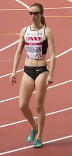 Nicole Sifuentes Canadian middle-distance runner