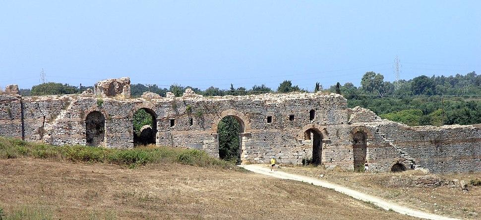 Nicopolis LR wall