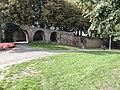 Nijmegen Rijksmonument 31196 Hunnerpark stadsmuur.JPG