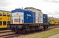 Nijmegen Volker Rail 203-2 bezig met samenstellen DDM1 (19000513714).jpg
