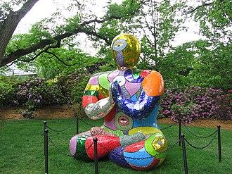 Niki de Saint Phalle - Buddha (1999)