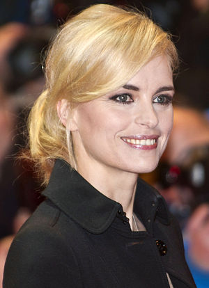 German actress Nina Hoss, member of the intern...