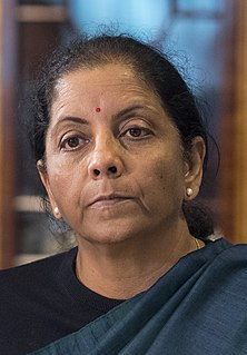 Nirmala Sitharaman Indian politician